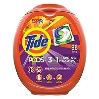 Deals on 288CT Tide PODS Laundry Detergent Liquid Pacs Scent 77oz