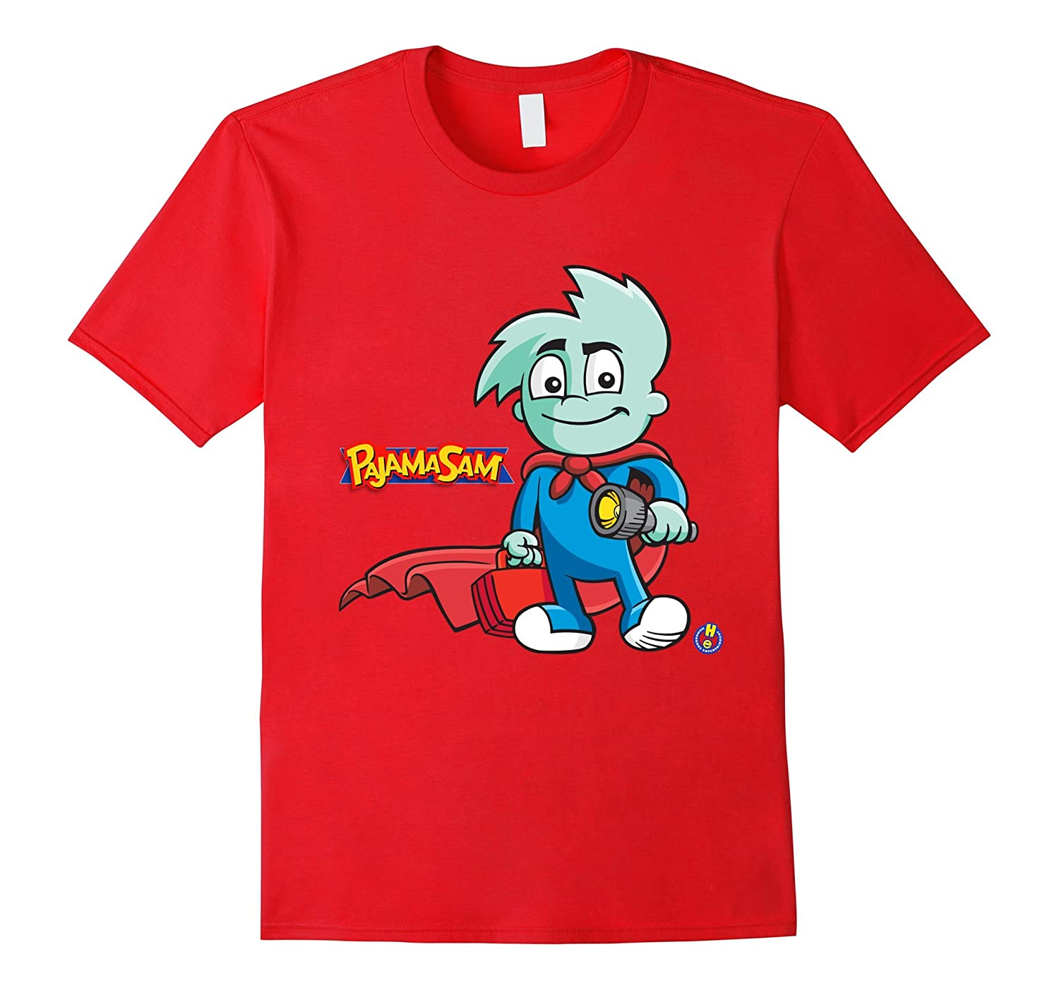 Humongous Entertainment Pajama Sam T-Shirt-TD
