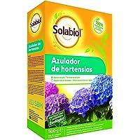 Solabiol - Azulador hortensias 100% organico, 500g