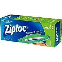 Ziploc Sandwich Bag, 50 count