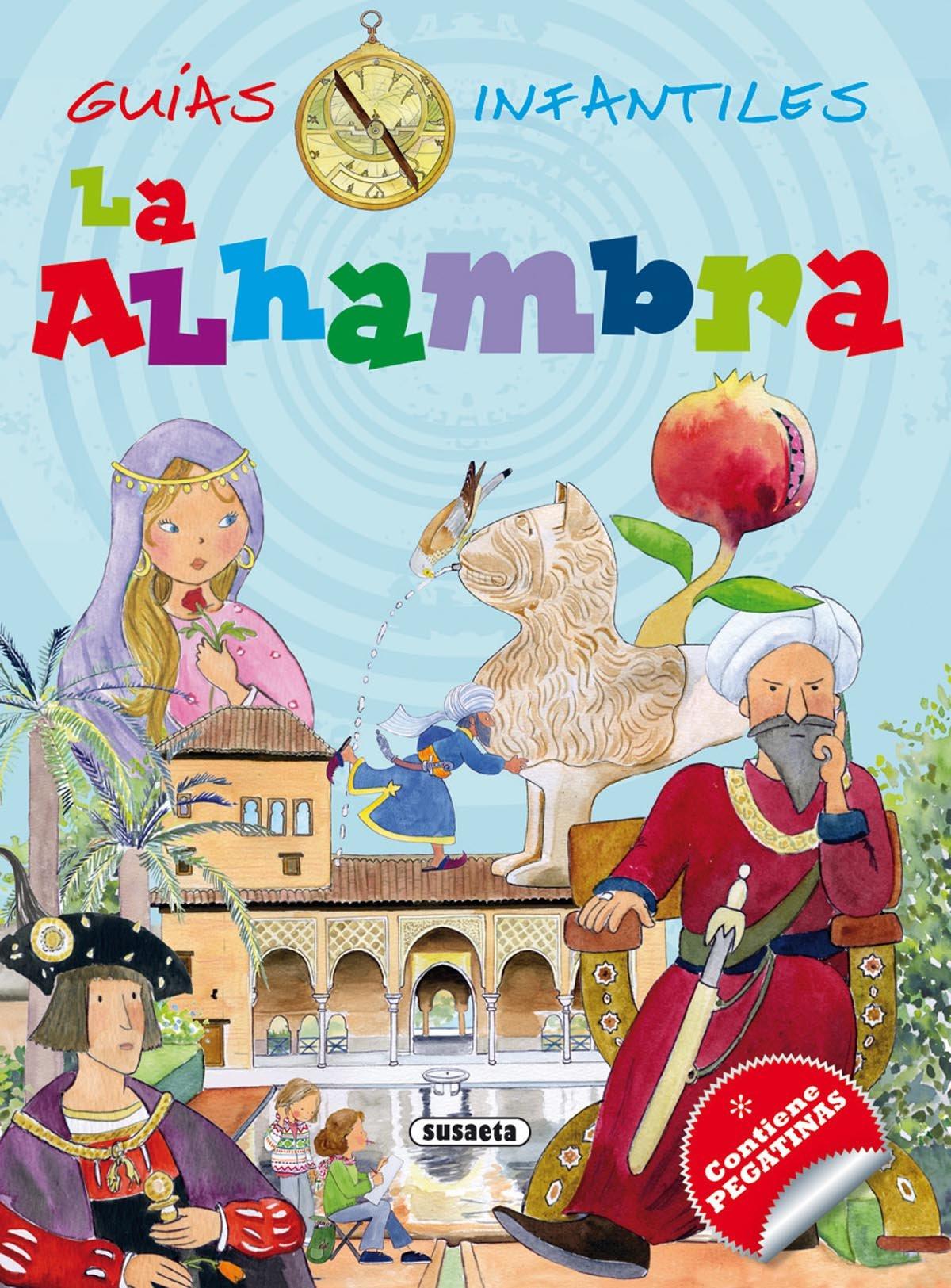 Resultado de imagen de La alhambra para niños
