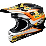 Shoei Turmoil VFX-W MX Off-Road Bike Motorcycle Helmet - TC-8