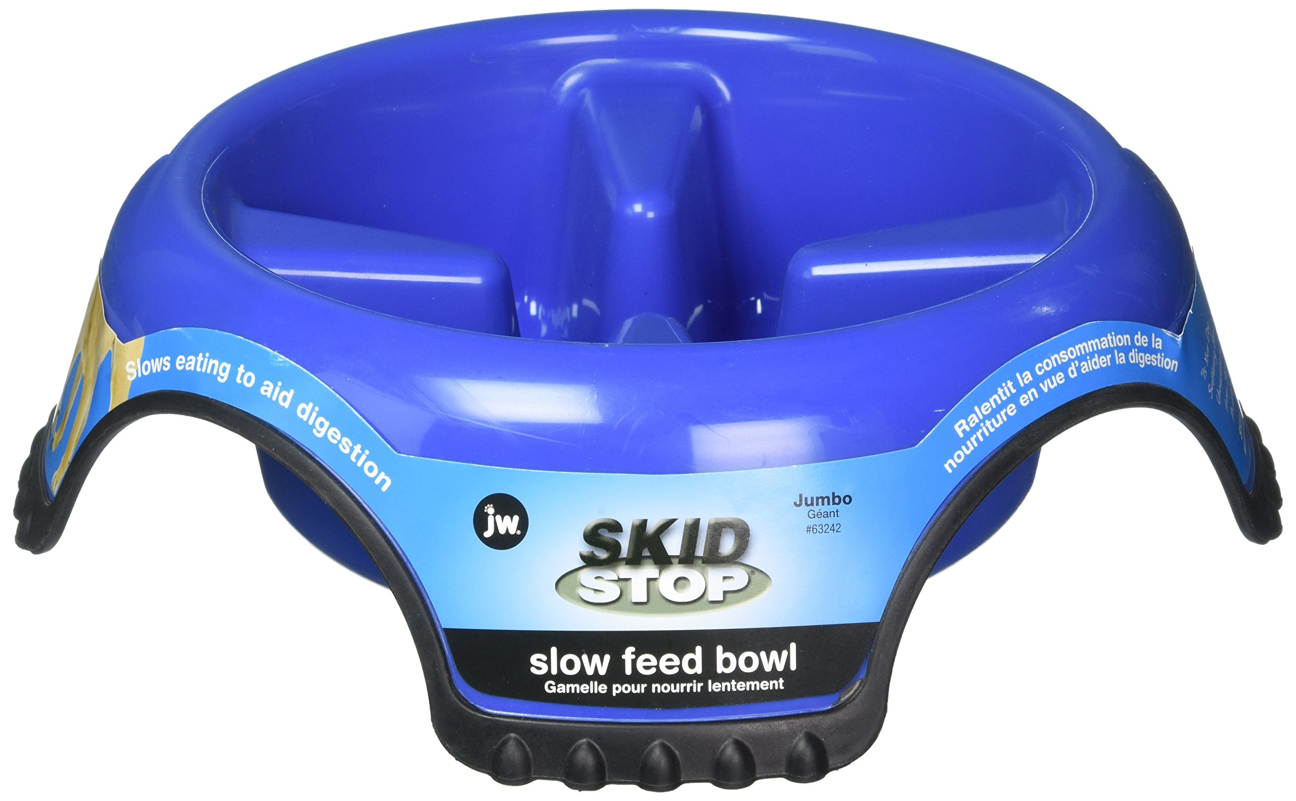 Xl Dog Food Bowl Slow Feed