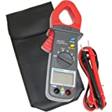 MULTIMETER W/CLAMP ACDC 600V400A