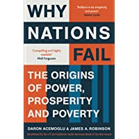 Why Nations Fail (Daron Acemoğlu)