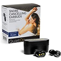 ZQUIET QuietOn Premium Snore Cancelling Wireless Earbuds Active-Noise Cancellation for Snoring and General Noise…