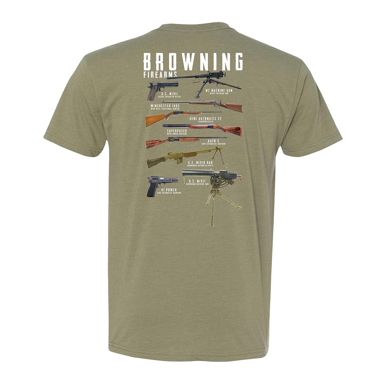 566f053bd0d Browning Men s T-Shirt