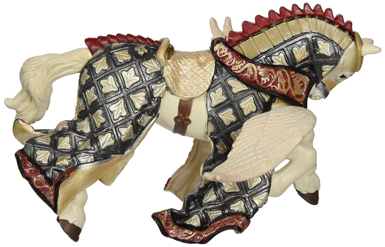 Papo  Weapon Master Pegasus Horse Figure (MultiColour)