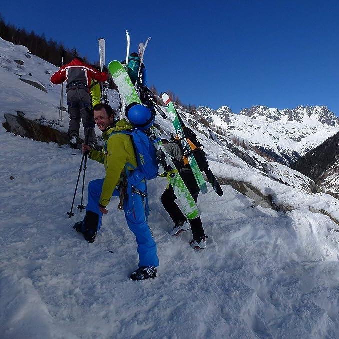 Pairkal Cinghie per Tracolla Staccabili per Sci Alpino Sci  Amazon.it   Sport e tempo libero 60752911a2d6