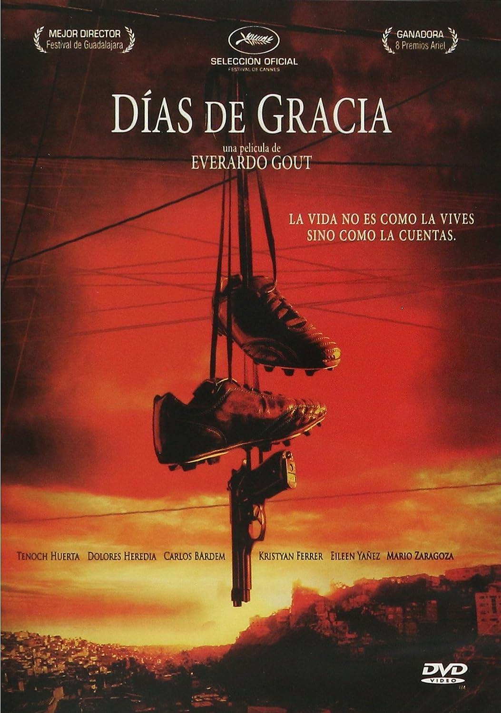 Amazon Com Dias De Gracia Region 1 4 Dvd Spanish Audio With English Subtitles Javier Bardem Movies Tv