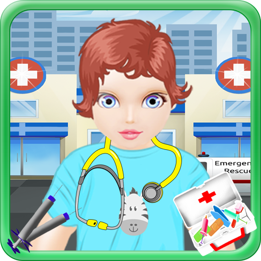 Baby care doctor games (Boys Dress Up Ideas)