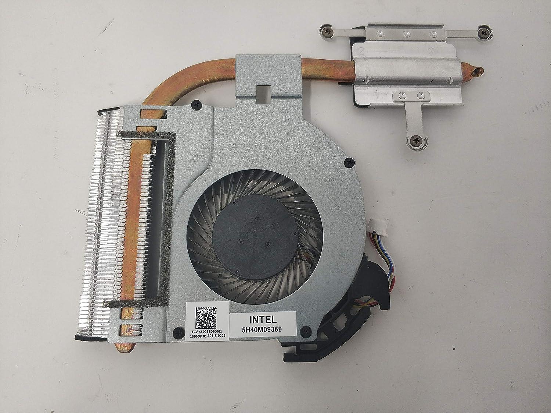 COMPRO PC L/üfter und K/ühler f/ür Lenovo V110-15ISK Uma Intel FCN DFS531005PLOT 5H40M09359