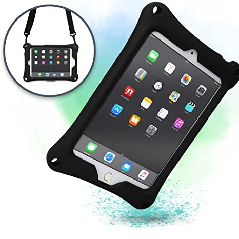 Shoulder Strap Official Website For Ipad Mini4 Shockproof Kids Protector Case For Ipad Mini 4 Heavy Duty Silicone Hard Cover Shell Tablets & E-books Case