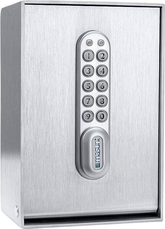 Caja de Seguridad para Llaves masunt 2120 E Code – Caja Fuerte ...