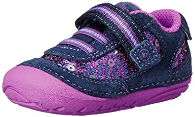 eb3fbb91ac Amazon.com  Stride Rite Soft Motion Jazzy Sneaker (Infant Toddler ...