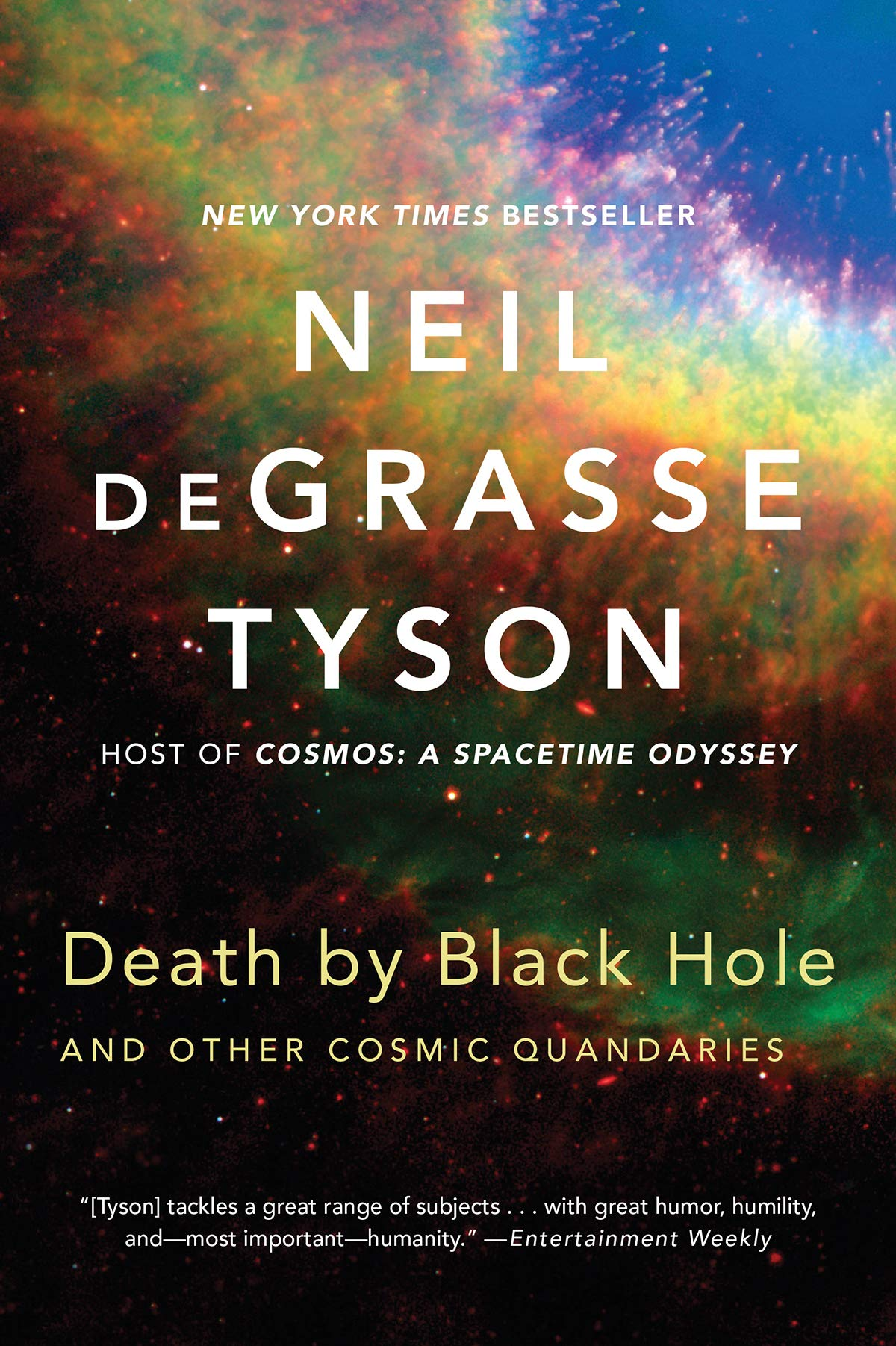 Image for Death by Black Hole: And Other Cosmic Quandaries