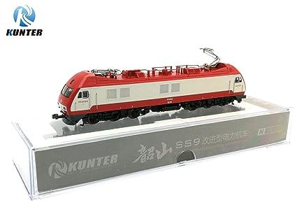 中国国鉄韶山9型電気機関車