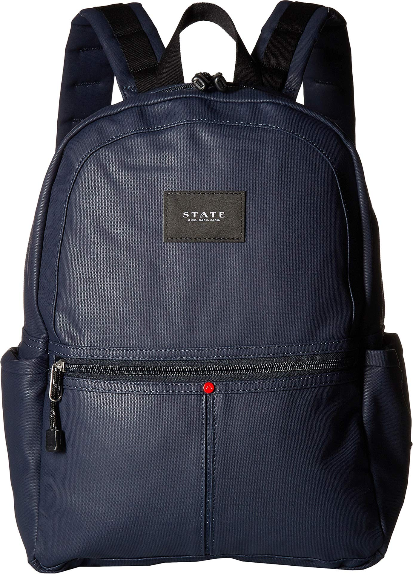 STATE Bags Women's Coated Canvas Kane Backpack Navy One Size by STATE Bags