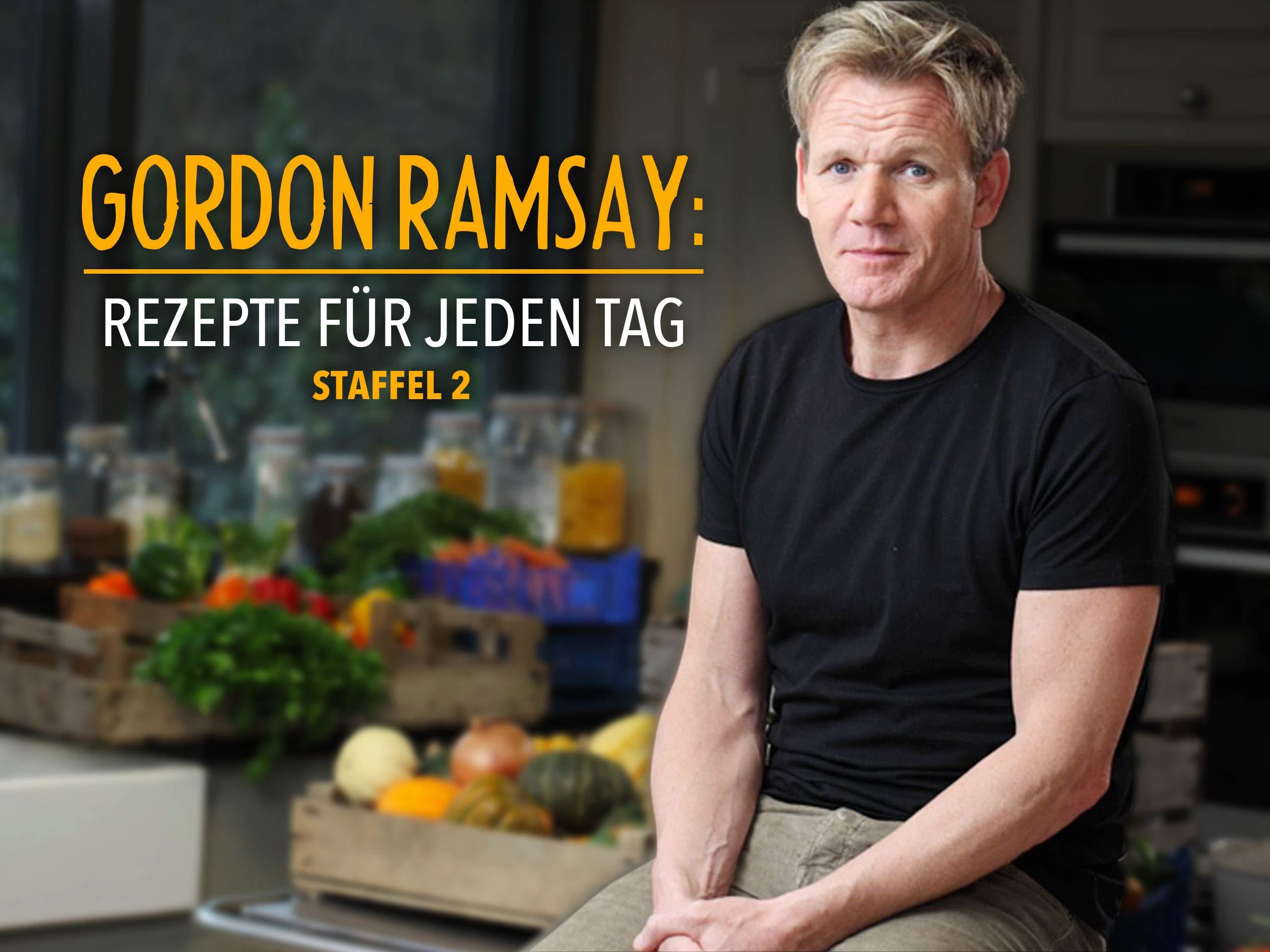 Gordon Ramsay Rezepte