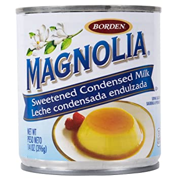 Amazon.com : Magnolia 14 oz. Sweetened Condensed Milk - 24/Case By ...