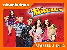 Die Thundermans Staffel 3, Teil 2