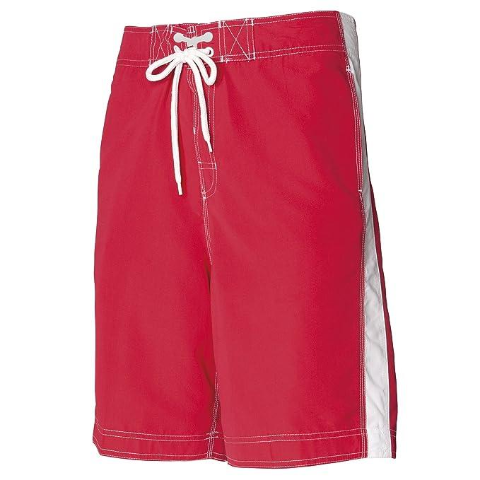 5077a200448 Front Row Mens Board Shorts: Amazon.co.uk: Clothing