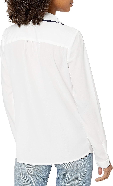 POLO ASSN U.S Womens Long Sleeve Fashion Shirt