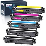 OfficeWorld Compatible Toner Cartridge Replacement for Brother TN221 TN225 TN-221 TN-225 Work with Brother MFC-9130CW HL…
