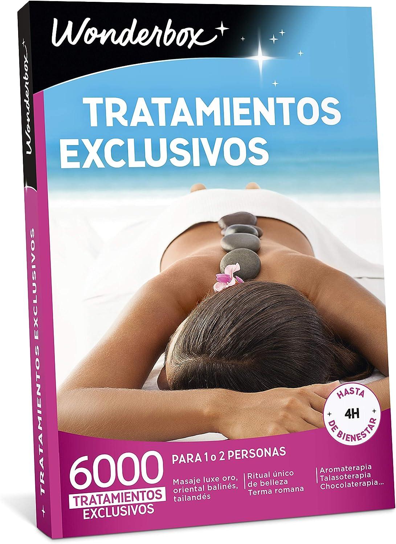 WONDERBOX Caja Regalo -TRATAMIENTOS EXCLUSIVOS- 6.000 experiencias ...