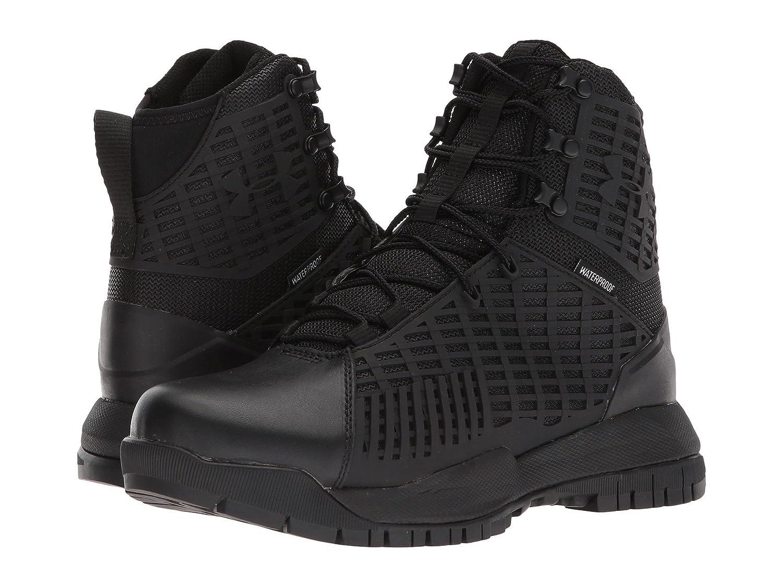 (アンダーアーマー) UNDER ARMOUR レディースブーツ靴 UA Stryker WP Black/Black/Black 8.5 (25.5cm) B - Medium B07BZN5RHD