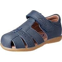 Clarks Boys' Stanley II Fashion Sandals, Navy