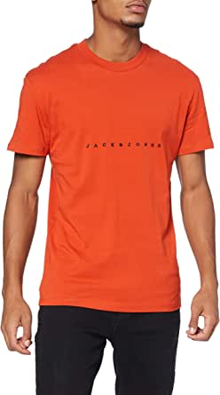 Jack & Jones Jorcopenhagen tee SS Crew Neck Camiseta para Hombre