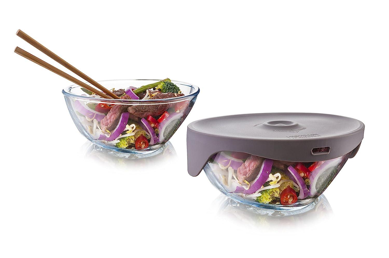 Tomorrow's Kitchen Single Serve Steamer - Grey