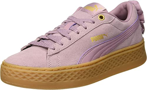 PUMA Damen Smash Platform Frill Sneaker