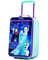 American Tourister 74726 Disney Frozen 18 Inch Upright Softside Children's Luggage