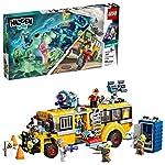 LEGO Camión Interceptor Paranormal 3000 Hidden Side (689 Piezas) 70423 Building Kit