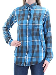 9f1d7388 Ralph Lauren Denim & Supply Button-Down Flannel Shirt at Amazon ...