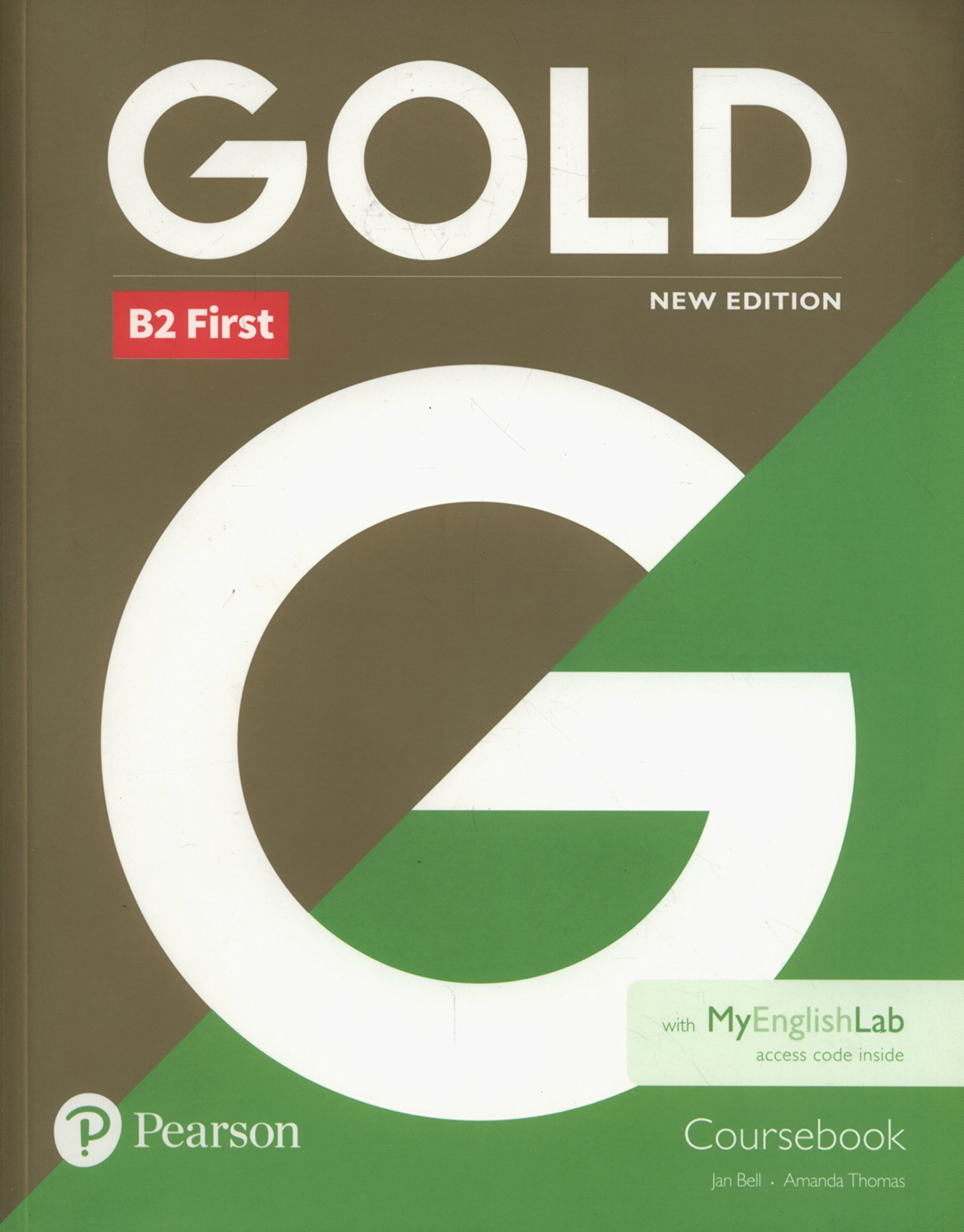 Gold First New Edition Coursebook and MyEnglishLab pack: Amazon.es ...