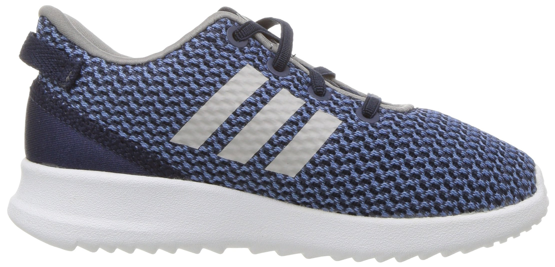 adidas Kids CF Racer TR Running Shoe, Collegiate Navy/Collegiate Navy/Grey, 3K M US Toddler by adidas (Image #7)