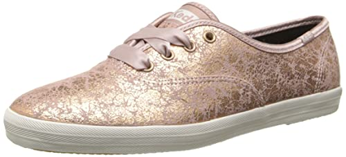 564e63e2f23 Image Unavailable. Image not available for. Color  Keds Women s Champion  Metallic Leather Fashion Sneaker