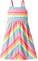 The Children's Place Girls' Chevron Maxi Dress