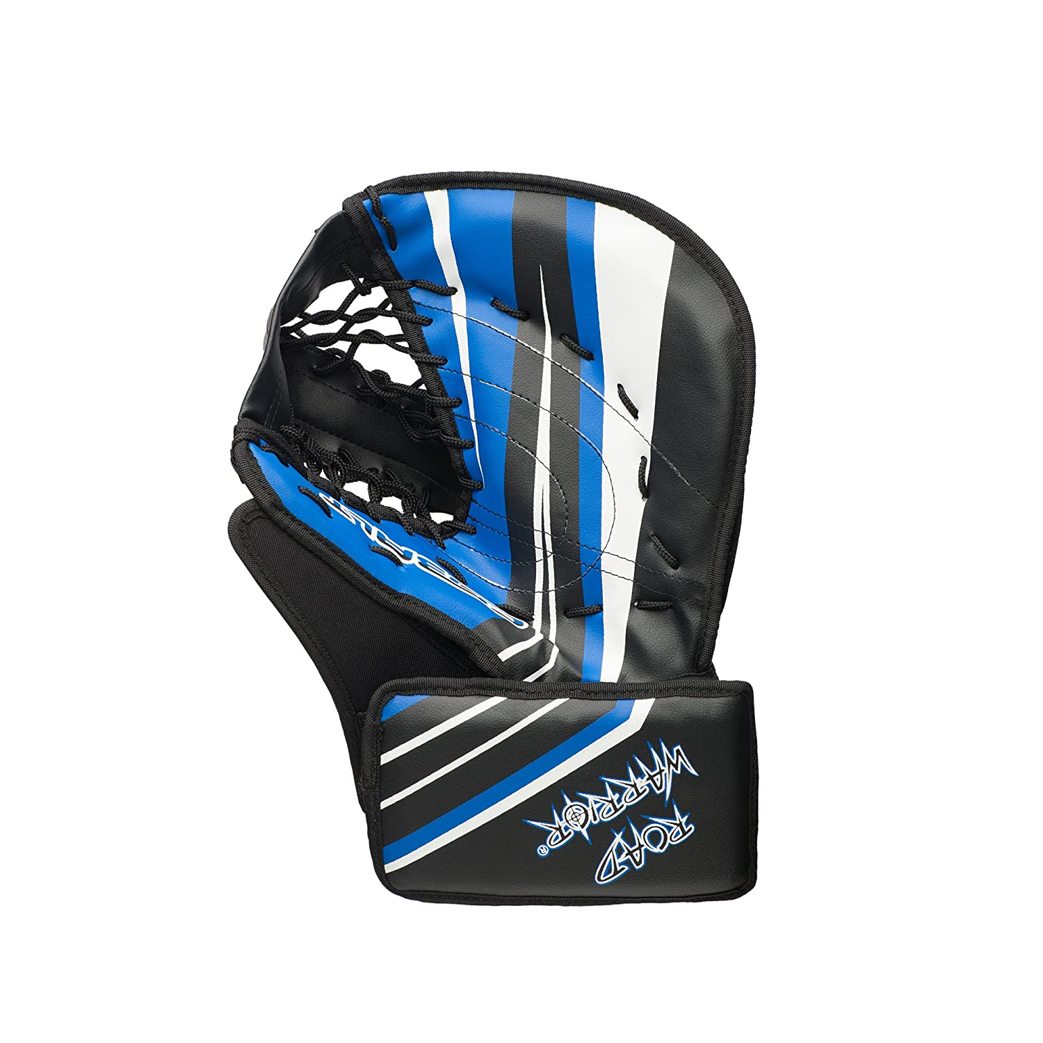 Road Warrior Cobalt Street Hockey Goalie Catch Glove, Regular NorthernAmerex DROPSHIP ROA-HOC-CBST12-RG