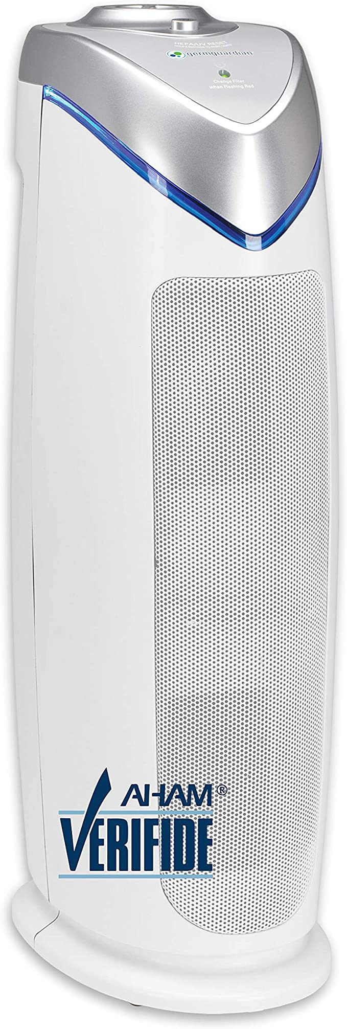 Germ Guardian True HEPA Filter Air Purifier with UV Light Sanitizer, Eliminates Germs, Filters Allergies,