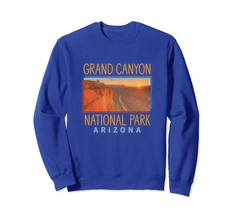 Grand Canyon National Park Arizona Canyon Park Sweatshirt-ah my shirt one gift
