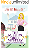 The Missing Quilt Mystery (Dawnsburg Chronicles Book 1)