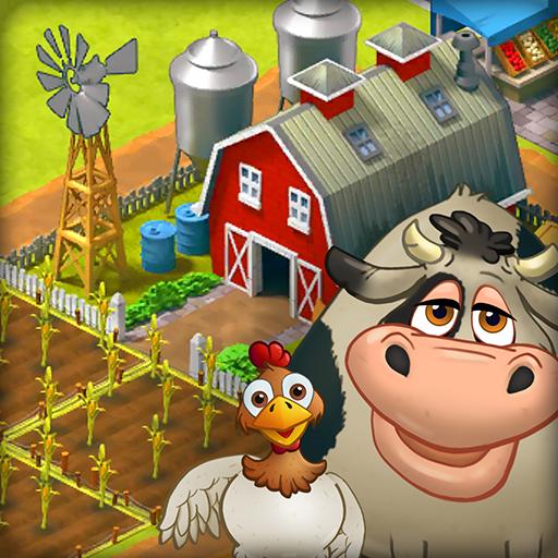 - Farm Dream - Village Harvest Frenzy