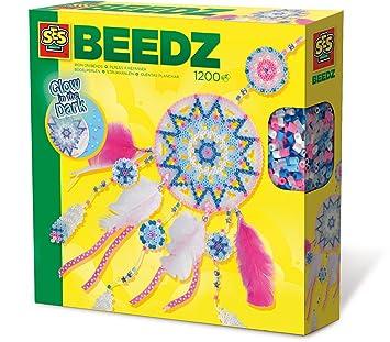 Ses Creative 06252 Beedz Traumfanger Spiel Amazon De Spielzeug