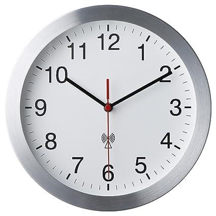 Controlado por radio bürrig IKEA reloj de pared diámetro 25 cm
