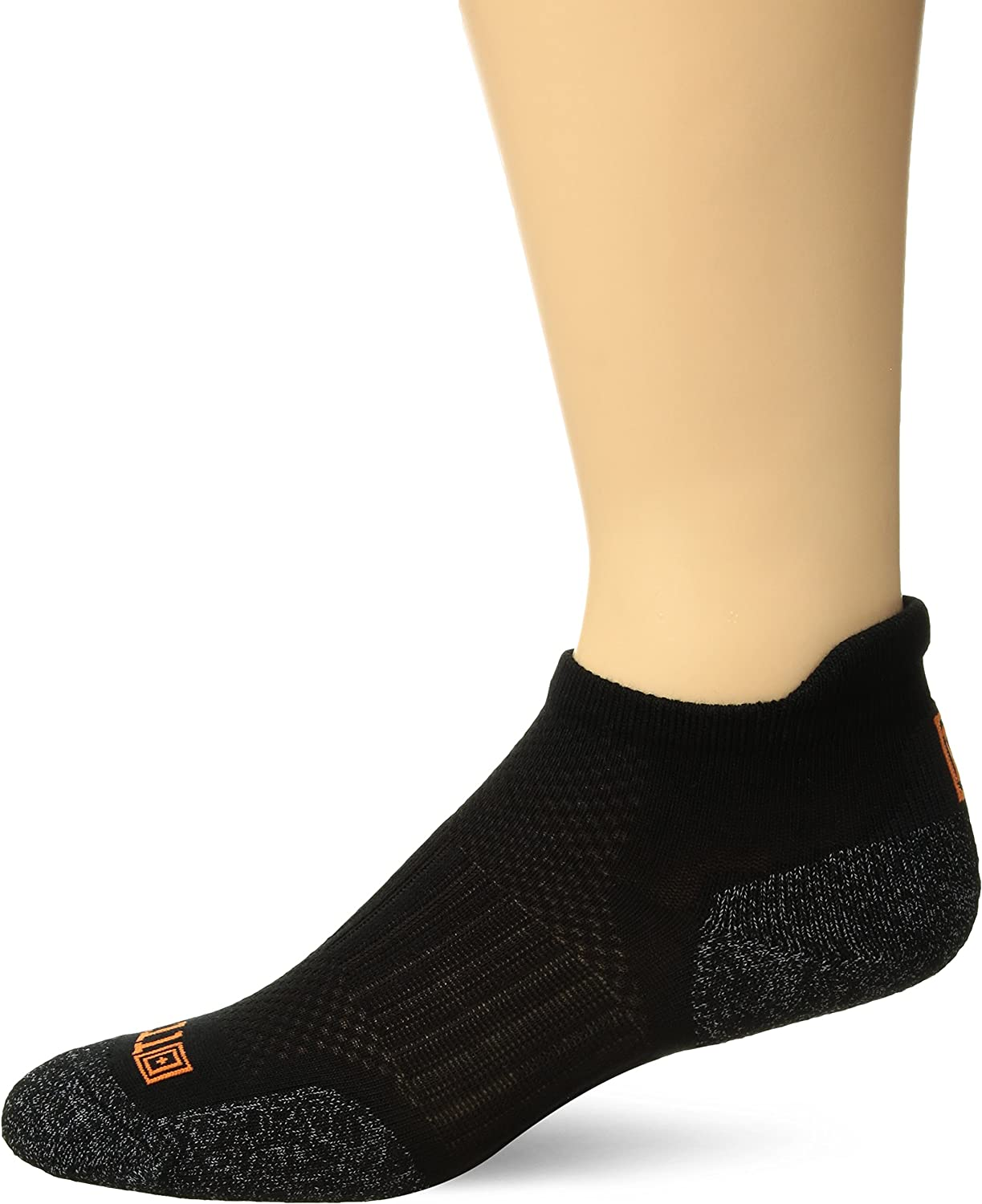Unisex Sport Crew Compression Sock Moisture-Wicking 5.11 Tactical Style 10031 Unisex ABR Training