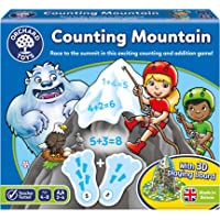 Counting Mountain Game